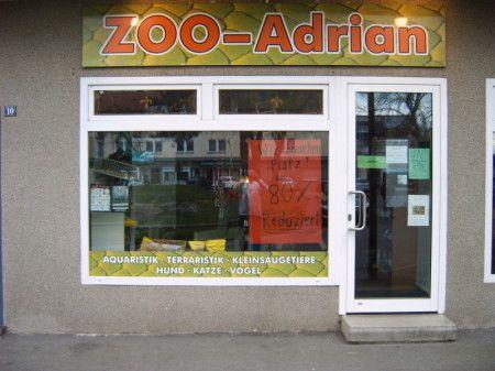 ffnungszeiten von zoo adrian terraristik fachgesch ft. Black Bedroom Furniture Sets. Home Design Ideas
