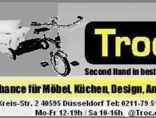 öffnungszeiten Troccom Düsseldorf Wilhelm Kreis Str2