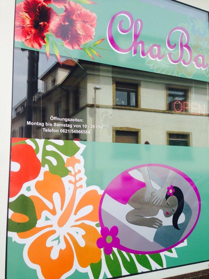 Thai massage in ludwigshafen