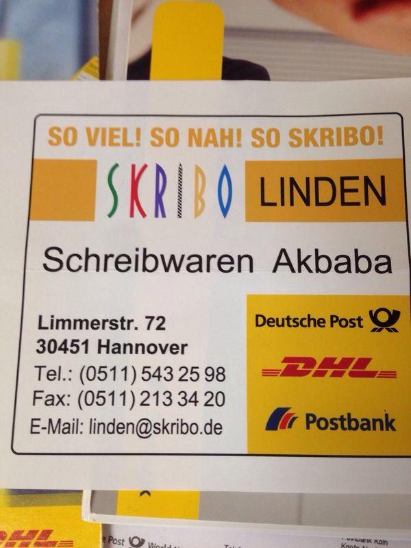 Post Hannover Linden