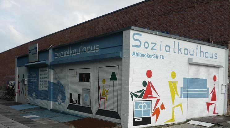 Sozialkaufhaus Lütten Klein