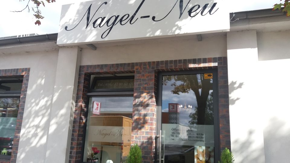 U00d6ffnungszeiten Nagel - Neu Romain-Rolland-Strau00dfe 14