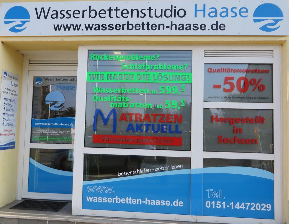 Wasserbetten Zwickau öffnungszeiten wasserbetten studio haase in zwickau