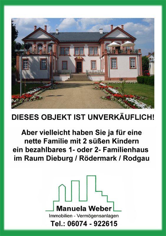 Immobilienmakler Rödermark öffnungszeiten manuela weber immobilien rödermark