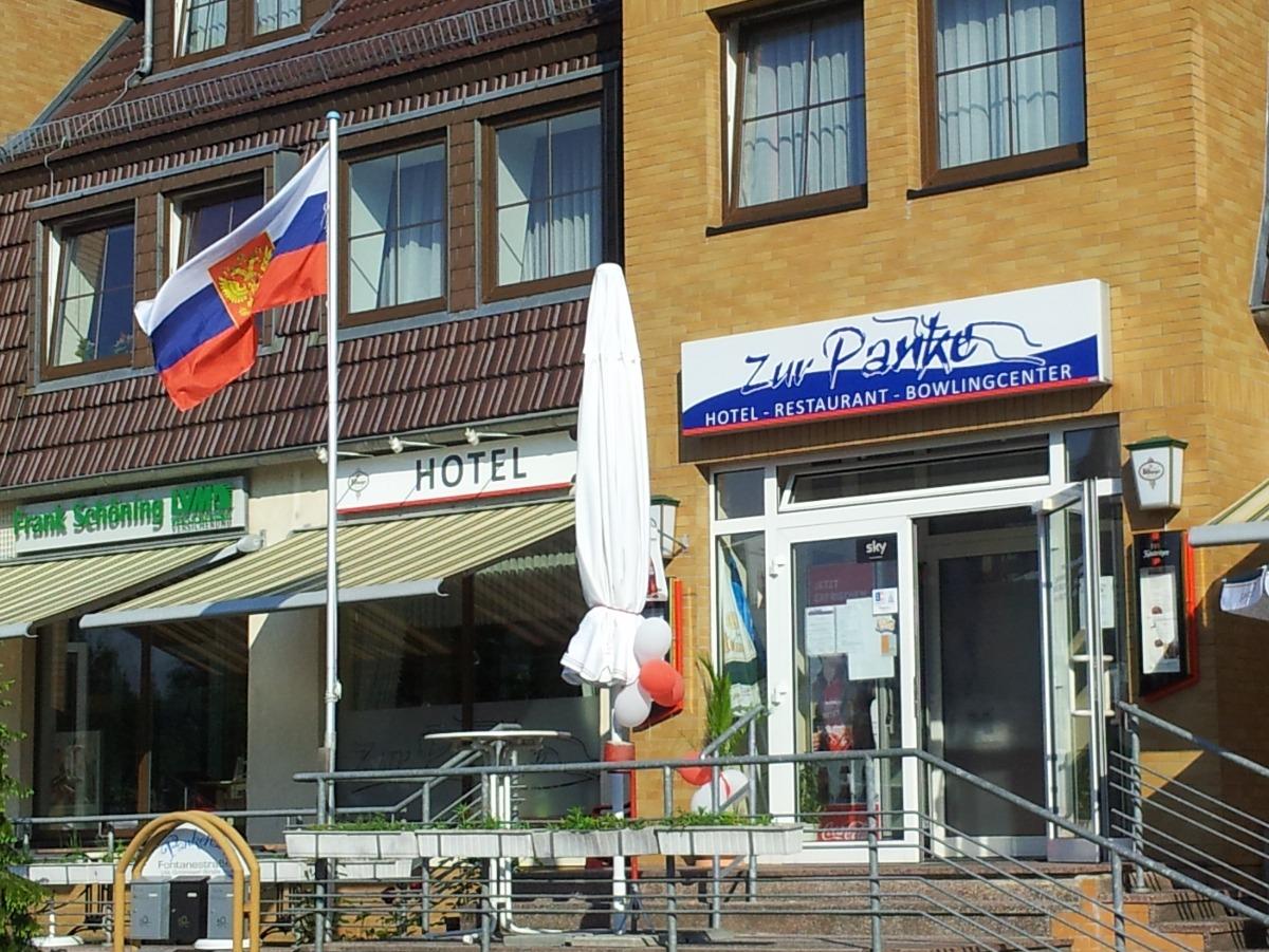 Hotel Zur Panke Restaurant Und Bowling Panketal